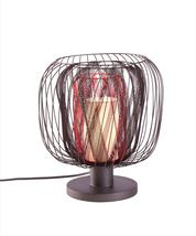 Lampe design Bodyless Rouge Forestier Bodyless Rouge Métal