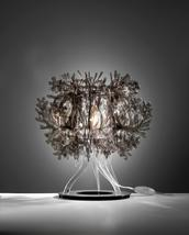 Lampe design Slamp Fiorella Transparent Technopolymère