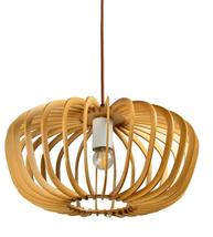 Suspension design Lo design Natura Beige Bois